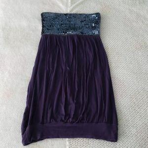 Dresses & Skirts - Fruscio Sequin Halter Dress